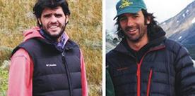 Gonzalo Homps y Santiago Harguindey